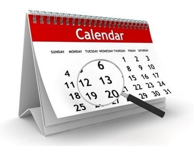 Календарь под лупой