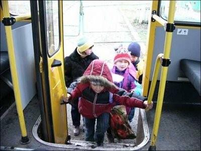 Закон о бесплатном проезде в транспорте для многодетных