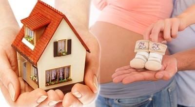 Материнский капитал можно потратить на улучшение жилищных условий