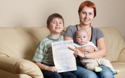 Можно ли при разводе вернуть материнский капитал из ипотеки: образец соглашения о разделе долей