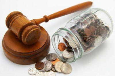 Взыскание неустойки за несвоевременную уплату алиментов