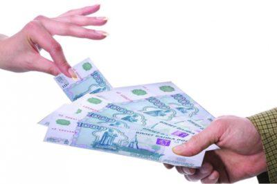 Какой процент от зарплаты идт при уплате алиментов