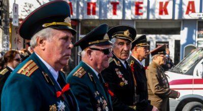 Пенсия военным пенсионерам после 60 лет в 2019 году